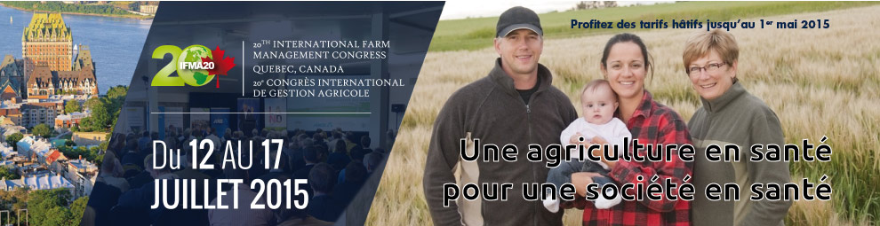 Congrès international de gestion agricole