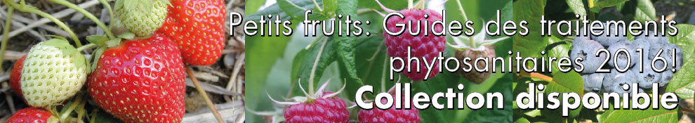 Guides petits fruits