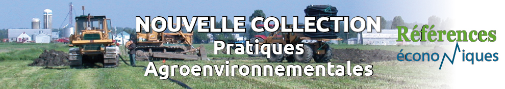 Collection pratiques agroenvironnementales