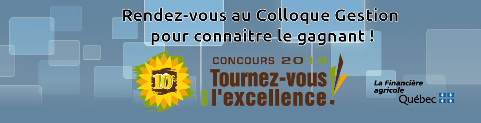 Colloque Gestion - concours