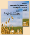 Collection Guide de production biologique des grandes cultures, 3e édition - Tome 1 et 2 (PDF)