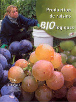 Production de raisins biologiques