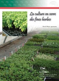 La culture en serre des fines herbes