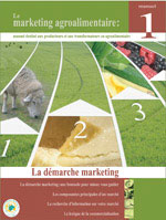 Le marketing agroalimentaire : La démarche marketing - Manuel 1