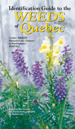 Identification guide to the weeds of Quebec