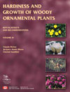 Hardiness and Growth of Woody Ornamental Plants, Tome IV